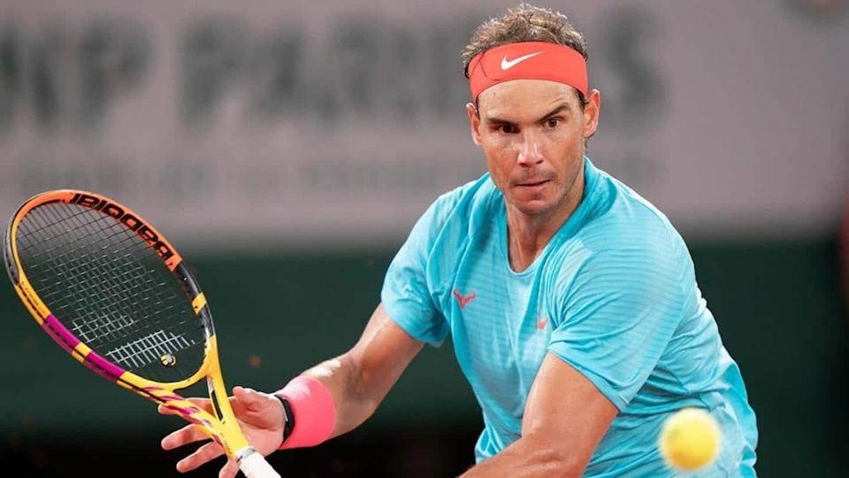 Decoding the stats of Rafael Nadal in 2021