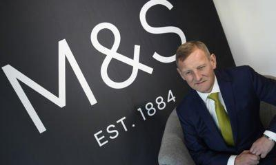 M&S says recovery on track as sales decline slows