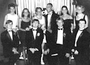 """<p>Before the world fell in love with John Legend and his romantic ballads, Springfield North High School in Springfield, Ohio, enjoyed his sweet smile and cool manner. """"I was my high school's student body president and prom king,"""" the 1997 grad <a href=""""https://celebrity.yahoo.com/news/john-legend-25-things-don-39-t-know-010000318-us-weekly.html"""" data-ylk=""""slk:told;outcm:mb_qualified_link;_E:mb_qualified_link;ct:story;"""" class=""""link rapid-noclick-resp yahoo-link"""">told</a> <i>Us Weekly</i> in February 2014. """"[Wife] Chrissy [Teigen] laughs when I bring this up!"""" <i>(Photo: Seth Poppel/Yearbook Library)</i></p>"""