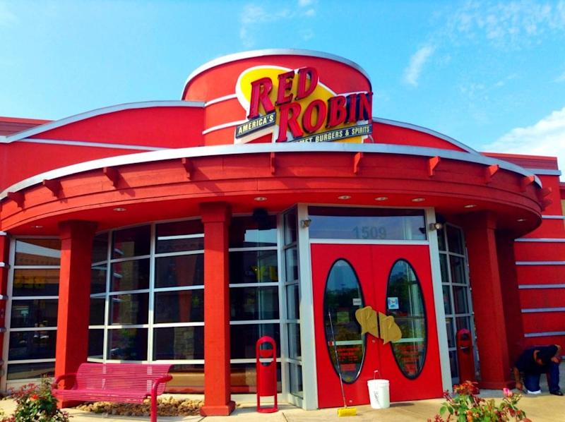 Red Robin's CEO Is Out
