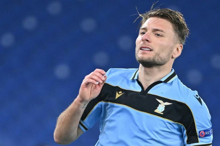Ciro Immobile missed a penalty as Lazio fell at Bologna