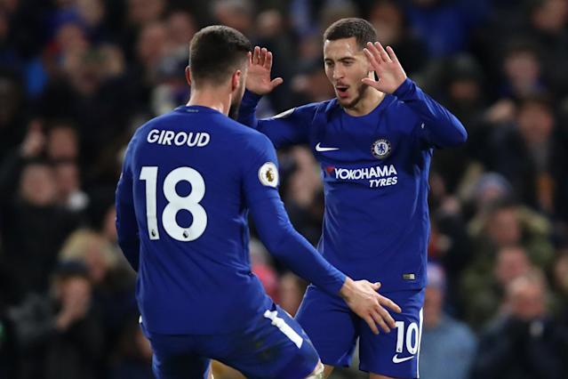 Chelsea vs West Brom LIVE: Premier League 2017-18 football as it happened at Stamford Bridge - goals, highlights, latest news and reaction