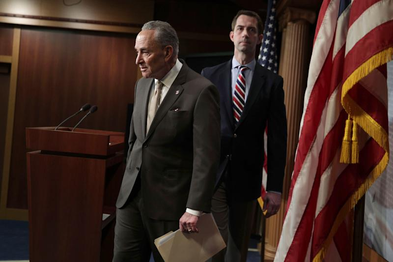 Schumer & Cotton: Our bipartisan 'Fentanyl Sanctions Act' targets traffickers like China