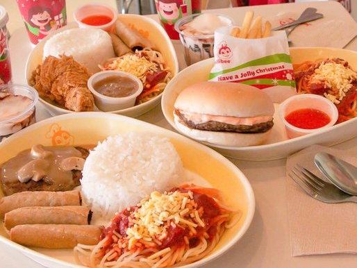 jollibee food production process