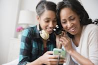 "<p>Songwriters have long been writing touching lyrics about mothers and daughters. Make her a playlist of <a href=""https://www.countryliving.com/entertaining/a35756790/mothers-day-songs/"" rel=""nofollow noopener"" target=""_blank"" data-ylk=""slk:best Mother's Day songs"" class=""link rapid-noclick-resp"">best Mother's Day songs</a> to remind her just how much you appreciate her. </p>"