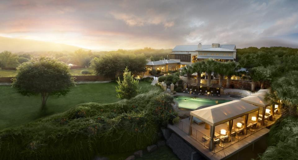 """<p>The 19-acre <a href=""""http://lakeaustin.com/spa-resort"""" rel=""""nofollow noopener"""" target=""""_blank"""" data-ylk=""""slk:lakeside destination"""" class=""""link rapid-noclick-resp"""">lakeside destination</a> offers three healthy meals per day as well meditation, yoga and dance classes, personal fitness instruction and a wellness speaker series. <i>(Photo: Courtesy of Lake Austin Spa Resort)</i></p>"""
