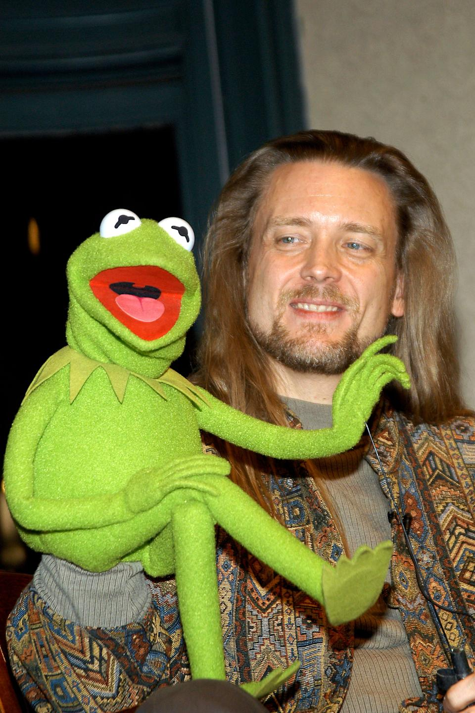 Steve Whitmire voiced Kermit for 27 years until he was fired in 2017 (Photo: Lawrence Lucier via Getty Images)