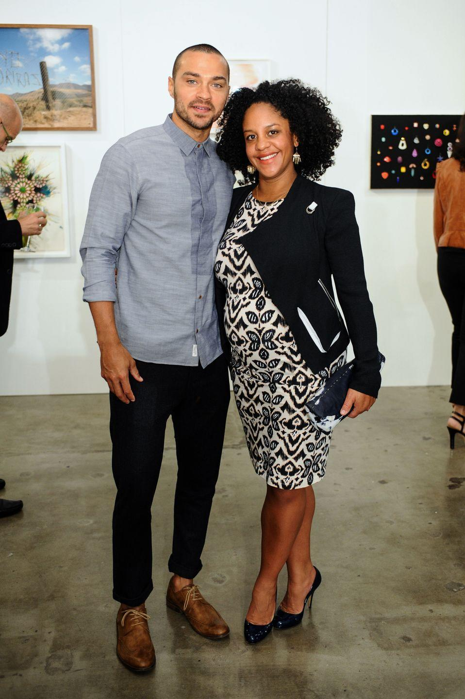 <p>Jesse Williams married his longtime girlfriend, Aryn Drake-Lee, a real estate agent in 2012. The couple share two children together, but sadly divorced in 2017. </p>