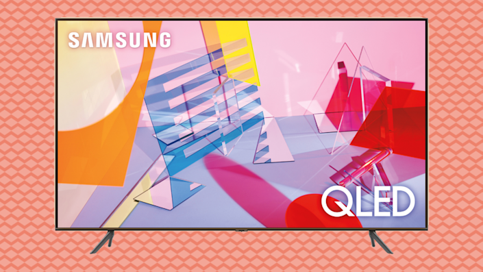 Save more than $600 on a 65-inch Samsung 4K TV? Yes please! (Photo: Walmart)