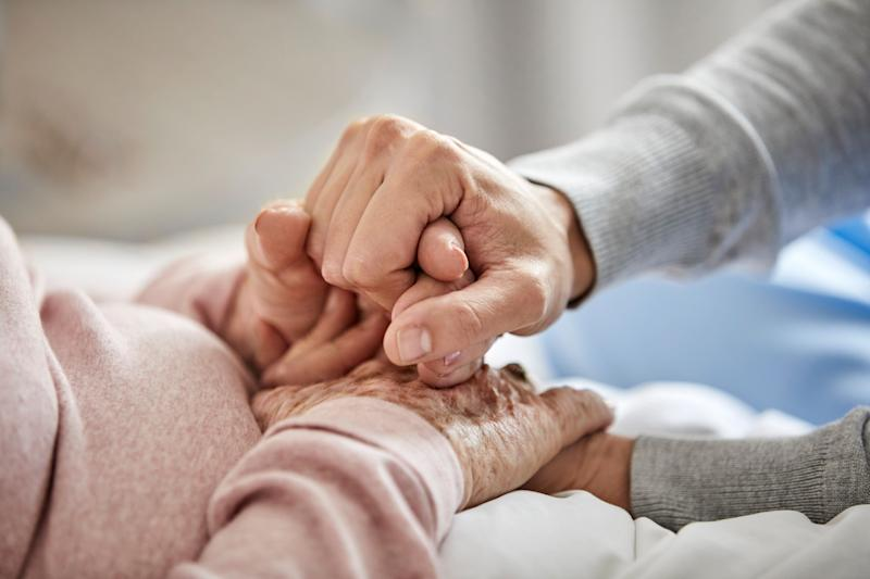 More than 19,000 care home residents have died with Covid-19. (Photo: Morsa Images via Getty Images)