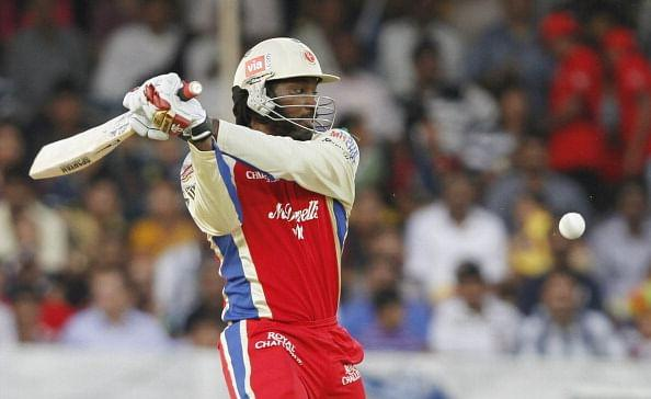 Deccan Chargers vs Bangalore Royal Challengers - IPL 2012