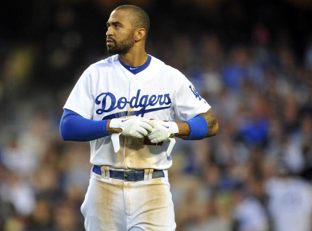 Matt Kemp after being dragged into Donald Sterling controversy — 'racism is kind of old'