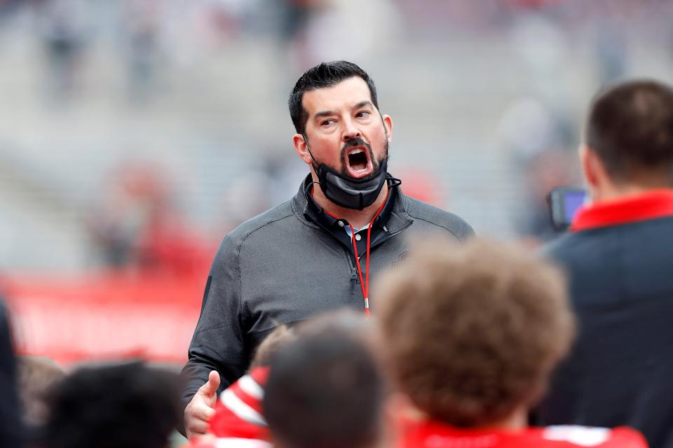 Ohio State's Ryan Day ranked lower than expected by The Sporting News