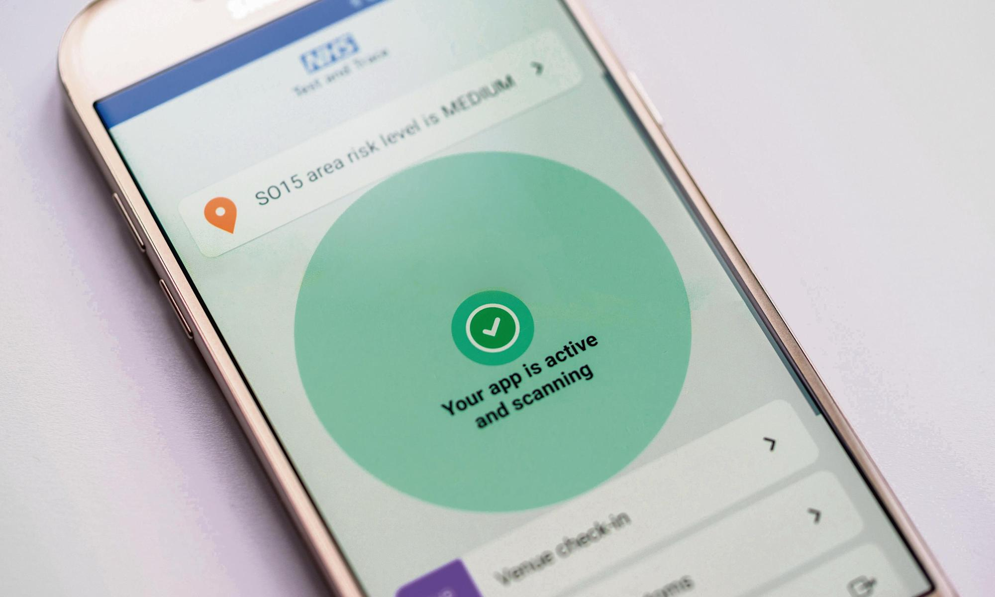 It's right to tweak the NHS Covid app – if only to keep people using it