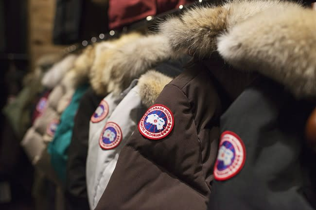 canada goose made in