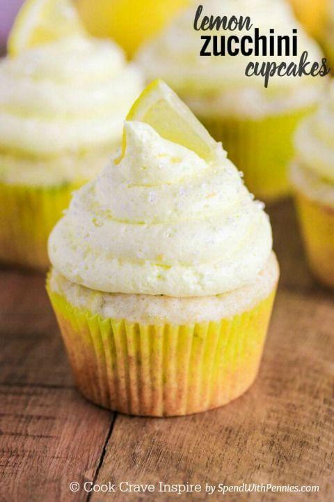 """<p>Your kids won't taste the zucchini in these cupcakes, but they will love the incredibly moist texture created by the vegetable.</p><p><strong><a href=""""http://www.spendwithpennies.com/lemon-zucchini-cupcakes/"""" rel=""""nofollow noopener"""" target=""""_blank"""" data-ylk=""""slk:Get the recipe at Cook Crave Inspire."""" class=""""link rapid-noclick-resp"""">Get the recipe at Cook Crave Inspire.</a></strong></p>"""