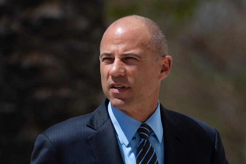 A final decision on lawyer Michael Avenatti's release from a New York jail is pending. He still faces scheduled criminal trials in New York next month and in Los Angeles in May, although those may be delayed due to the coronavirus crisis.