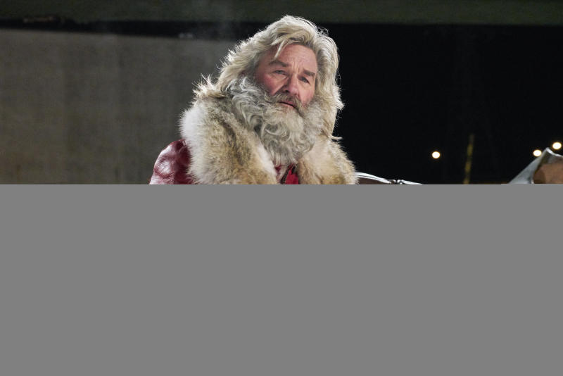 "Kurt Russell stars in ""The Christmas Chronicles"" on Netflix. (Michael Gibson)"