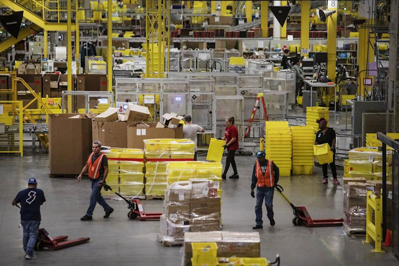 Amazon hiring 100,000 people: How to apply