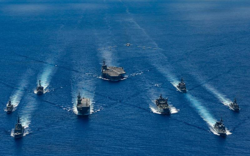 Philippine Sea - @DeptDefence
