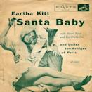 """<p>This classic song by Eartha Kitt has been often imitated, but never duplicated. It's Eartha Kitt, after all. </p><p><a class=""""link rapid-noclick-resp"""" href=""""https://open.spotify.com/track/1vZKP9XURuqMp1SpXGnoyb?si=7msunlFcTIqMk5g0Dyw5zg"""" rel=""""nofollow noopener"""" target=""""_blank"""" data-ylk=""""slk:Stream it here"""">Stream it here</a></p>"""