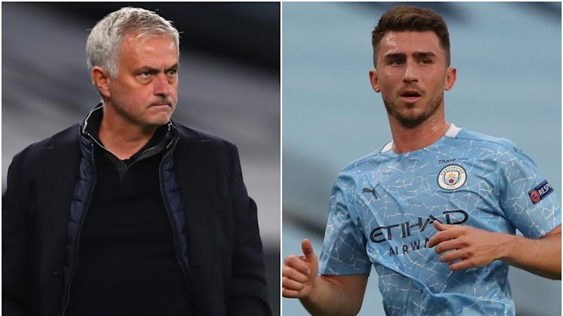 Jose glued to the TV and Laporte changes his name – Friday's sporting social