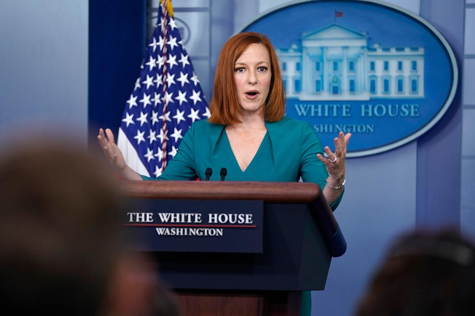 <p>Biden</p> (Copyright 2021 The Associated Press. All rights reserved)