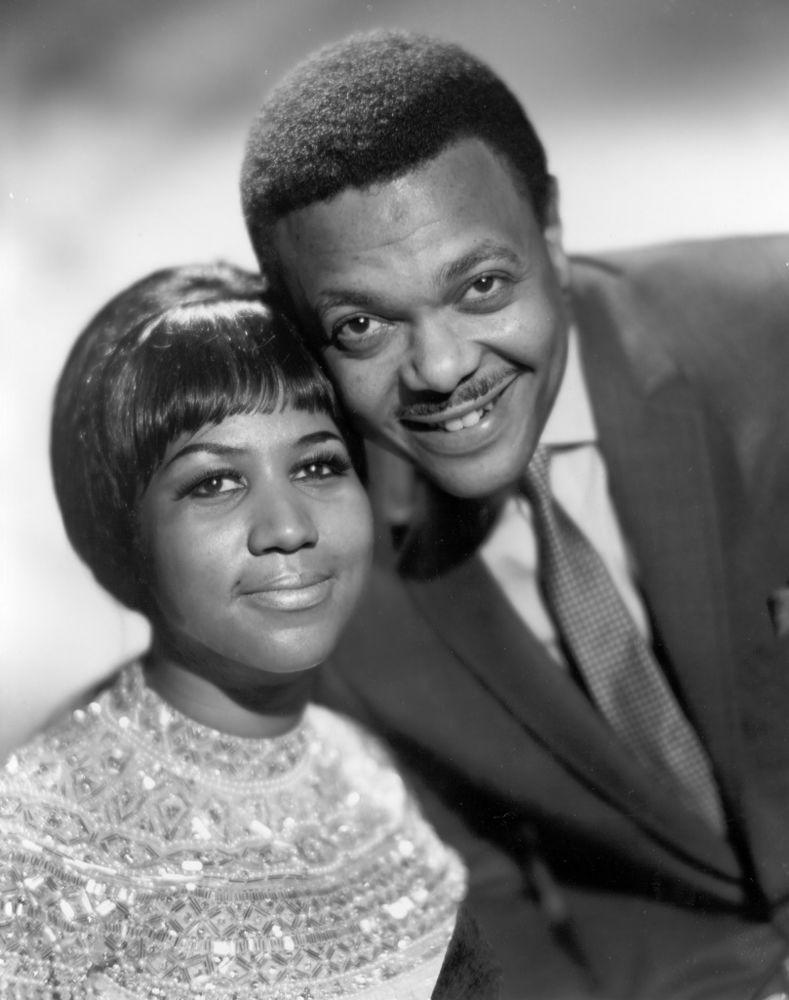 Aretha Franklin and Ted White