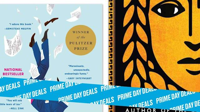 Photo Illustration by Elizabeth Brockway/The Daily Beast * Up to 80% off best-selling Kindle Books * Includes 30-something top books, including a 2019 Pulitzer Prize winner * Shop the rest of our other Prime Day deal picks here. Not a Prime member yet? Sign up here.After you upgrade your e-reader with the waterproof Kindle Paperwhite for $85 (35% off), make your way to the Kindle store and find 30-something titles on sale. At up to 80% off, most of them are $3-$5 and they include bestsellers like Madeline Miller's Circe, Andrew Sean Greer's Less (which won a Pulitzer this year), and Dan Abrams's Theodore Roosevelt for the Defense: The Courtroom Battle to Save His Legacy. And if you're into reading, you might want to consider the Kindle Unlimited plan, which is giving you three free months right now. With all of these great deals, your summer reading is more than handled. Happy adventuring. | Shop on Amazon > Let Scouted guide you to the best Prime Day deals. Shop Here >Scouted is internet shopping with a pulse. Follow us on Twitter and sign up for our newsletter for even more recommendations and exclusive content. Please note that if you buy something featured in one of our posts, The Daily Beast may collect a share of sales.Read more at The Daily Beast.Got a tip? Send it to The Daily Beast hereGet our top stories in your inbox every day. Sign up now!Daily Beast Membership: Beast Inside goes deeper on the stories that matter to you. Learn more.