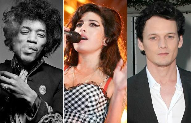 27 Club: Stars Who Died at Age 27, From Jimi Hendrix to Amy Winehouse (Photos)