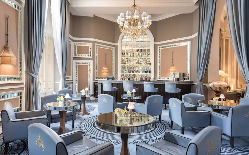 There is true grande dame luxury style to be found in San Sebastián , the Spanish beach town turned Michelin hotspot