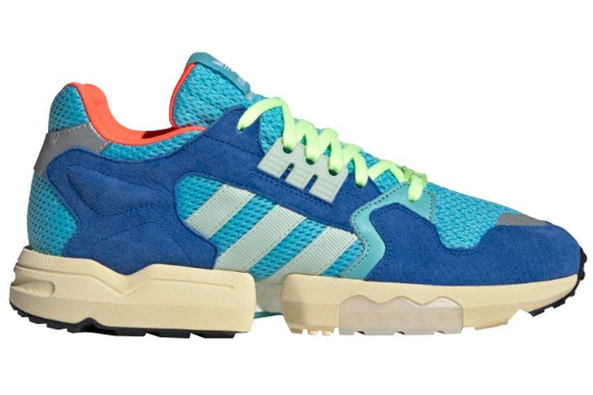 "<p><a class=""body-btn-link"" href=""https://go.redirectingat.com?id=74968X1596630&url=https%3A%2F%2Fwww.adidas.com%2Fus%2Fzx-torsion-shoes%2FEE4787.html&sref=http%3A%2F%2Fwww.esquire.com%2Fstyle%2Fmens-fashion%2Fg28351646%2Fsneaker-shoe-releases-7-11%2F"" target=""_blank"">SHOP</a> <em>$140, <a href=""https://www.adidas.com/us/zx-torsion-shoes/EE4787.html"" target=""_blank"">adidas.com</a> </em></p><p>And on the opposite end of the spectrum, Adidas's ZX Torsion is not exactly for the humble sneaker wearer. Of course, that's why we love it. This shoe was originally an '80s style, but it has since been brought into 2019 with a Boost sole, because every shoe should have a Boost sole. The mix of mesh and suede and varying shades of blue make something that looks retro but feels comfy.  </p><p><strong>Release: </strong>7/11</p>"