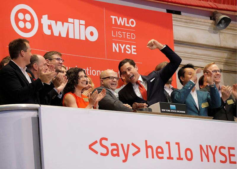 Why Twilio Inc (TWLO) Shares Jumped Today
