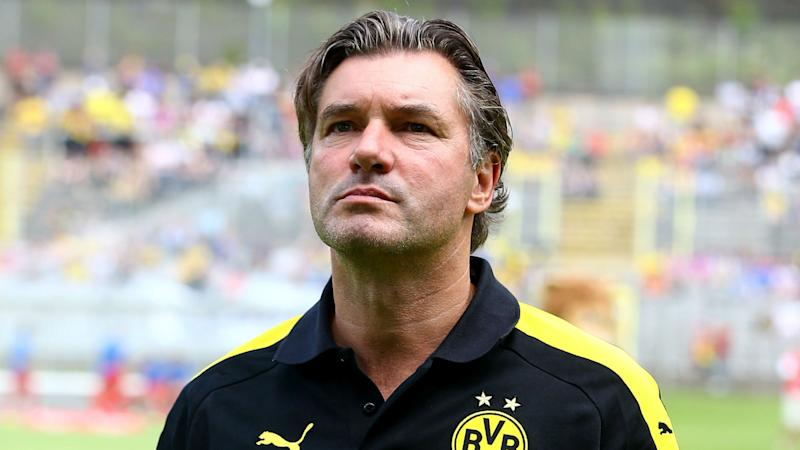Dortmund sporting director Zorc signs one-year contract extension