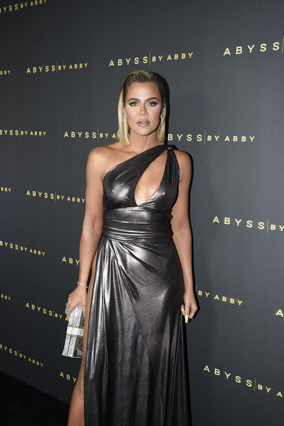 """<p>After years of speculation and <a href=""""https://www.popsugar.com/beauty/khloe-kardashian-body-photoshop-statement-48259268"""" class=""""link rapid-noclick-resp"""" rel=""""nofollow noopener"""" target=""""_blank"""" data-ylk=""""slk:scrutiny from fans"""">scrutiny from fans</a> about whether or not she'd gone under the knife in her career, Kardashian opened up about the plastic surgery she's had during the <strong>Keeping Up With the Kardashians</strong> reunion, which aired after the show's series finale. In part two of the reunion, host Andy Cohen decided to let Kardashian address the rumors while asking the siblings a series of different questions.</p> <p>""""Everyone says, 'Oh my gosh, she's had her third face transplant.' I've had one nose job,"""" she said before explaining that, even after all the interviews she's done, Cohen was the first person to ask about it. </p> <p>""""Everyone gets so upset, like, why don't I talk about it?"""" she said. """"No one's ever asked me. You're the first person that's ever asked me in an interview about my nose.""""</p>"""