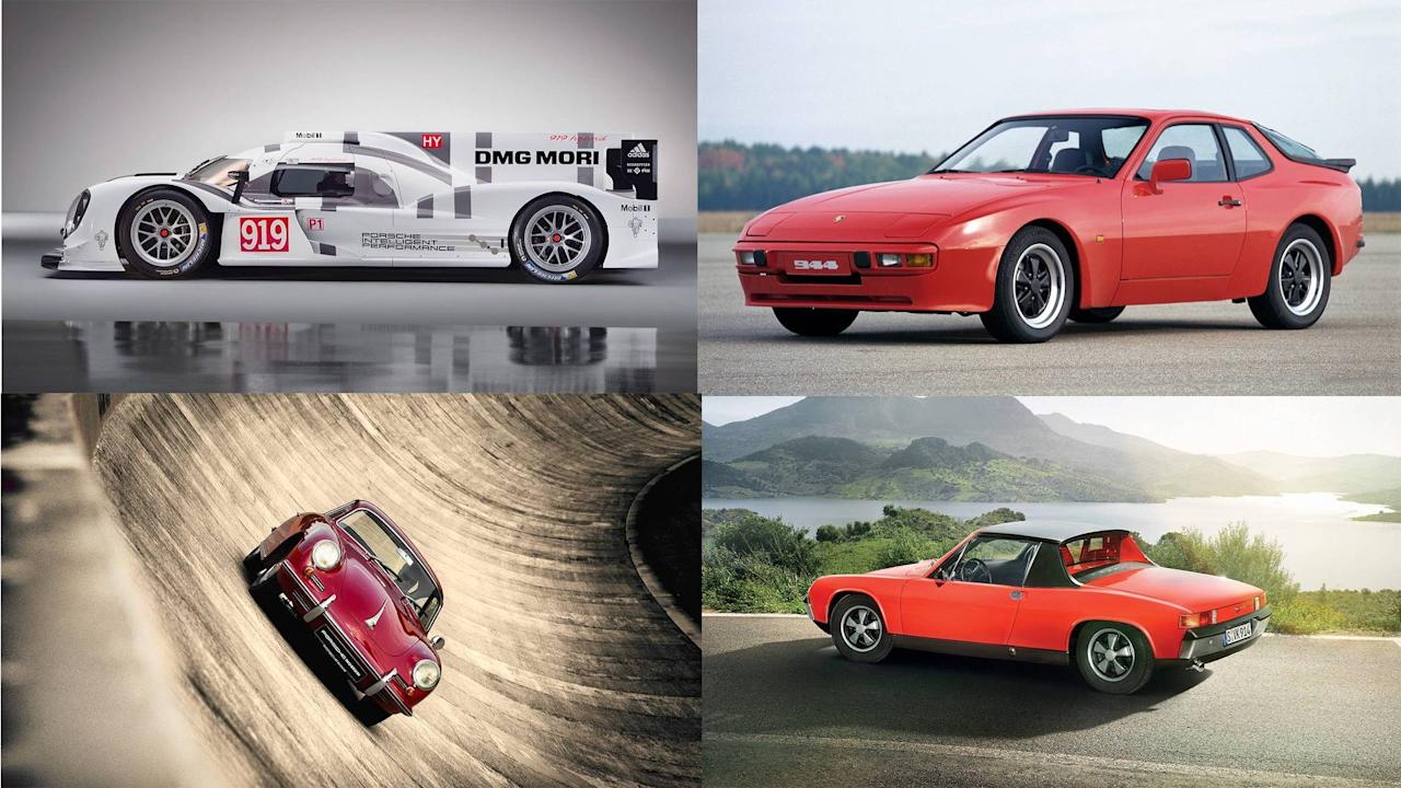"""<p>Think of a Porsche engine, and your mind likely immediately goes to one of the company's flat-six mills. Whether air or liquid cooled, naturally aspirated or turbocharged, these are the powerplants that the brand remains famous for. However, the company's engineers have shown impressive skill at developing other engine layouts, too, particularly four cylinders.</p> <p>These days, buyers can find four-pot mills in the <a rel=""""nofollow"""" href=""""https://www.motor1.com/porsche/718-boxster/"""">718 Boxster</a>, <a rel=""""nofollow"""" href=""""https://www.motor1.com/porsche/718-cayman/"""">718 Cayman</a>, and <a rel=""""nofollow"""" href=""""https://www.motor1.com/porsche/macan/"""">Macan</a>. Looking further back in the brand's history, it's easy to find even more examples of important Porsches with four pistons pumping. For a brief refresher, check out 13 of the major highlights of these models in Porsche's past.</p>  <h2>You might also like:</h2> <ul> <li><a rel=""""nofollow"""" href=""""https://www.motor1.com/news/239354/porsche-718-boxster-spyder-spied/"""">Porsche 718 Boxster Spyder Spied Lapping The Nürburgring</a></li> <li><a rel=""""nofollow"""" href=""""https://www.motor1.com/features/238252/alpine-a110-versus-porsche-cayman/"""">Alpine A110 Vs. Porsche 718 Cayman S: The Numbers</a></li> <li><a rel=""""nofollow"""" href=""""https://www.motor1.com/news/235709/project-cars-2-porsche-pack/"""">Project Cars 2 Expansion Adds 8 Classic Porsches, 1 Modern Racer</a></li> </ul> <br>"""