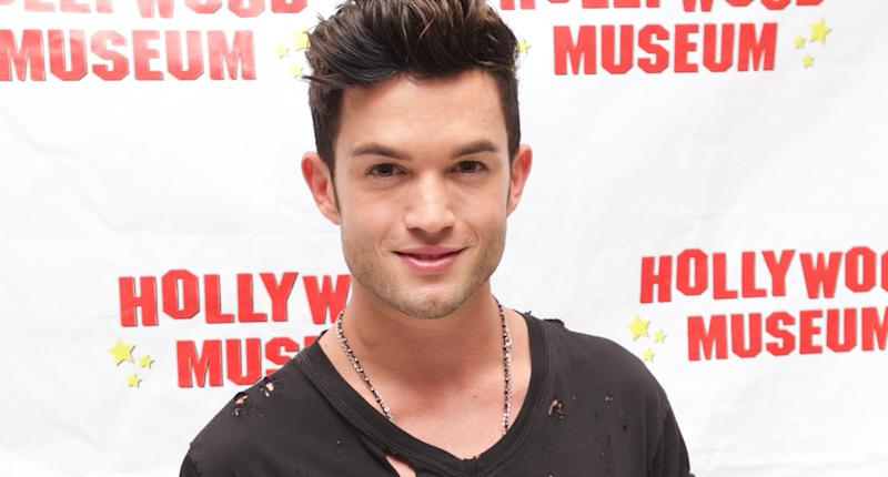 Chris Trousdale, best known for his boy band days in Dream Street, has passed away at age 34 (Photo: Getty Images).