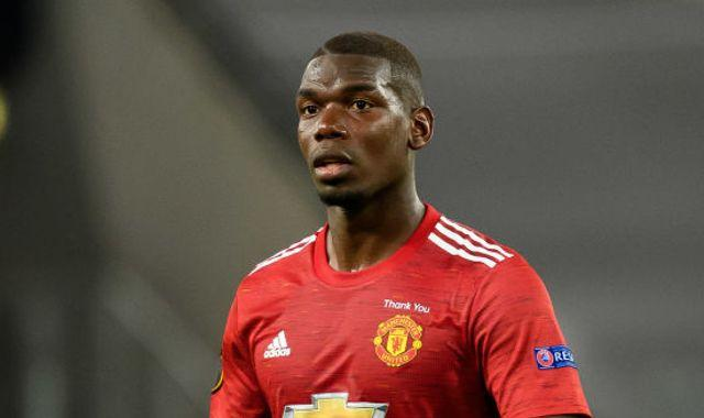 Paul Pogba tests positive for coronavirus - Manchester United star out of France squad