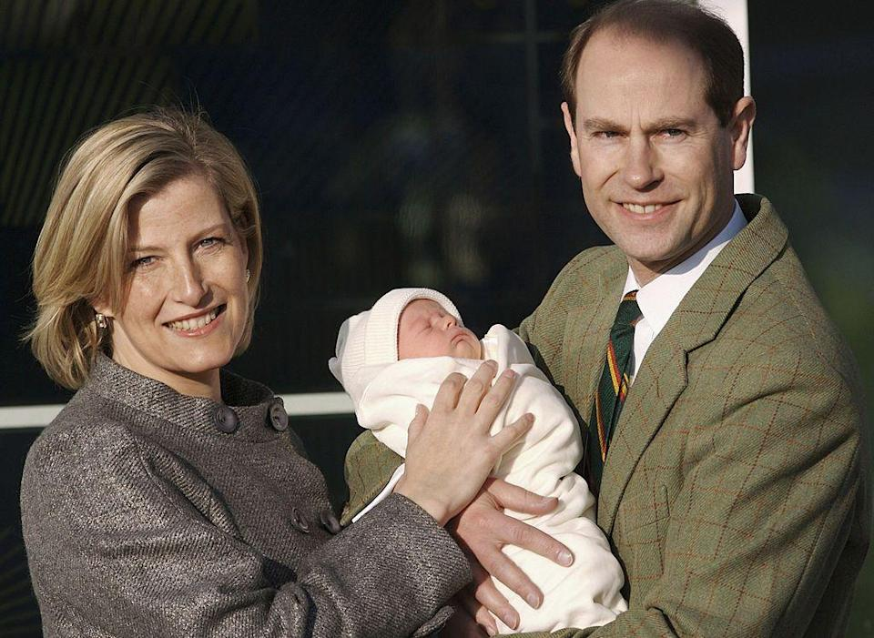 <p>The Earl and Countess of Wessex announce the birth of James, Viscount Severn is born.</p>