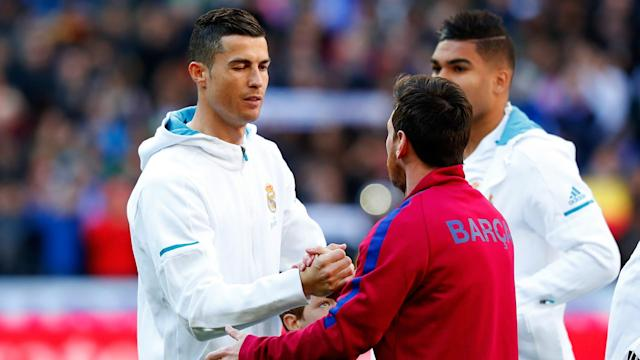 It appears the Lionel Messi versus Cristiano Ronaldo debate still does not interest the Barcelona star, who is out only to win trophies.