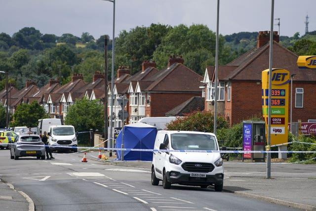 Police investigate High Wycombe death