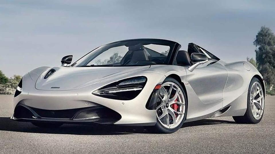 McLaren to soon debut in India with four new models