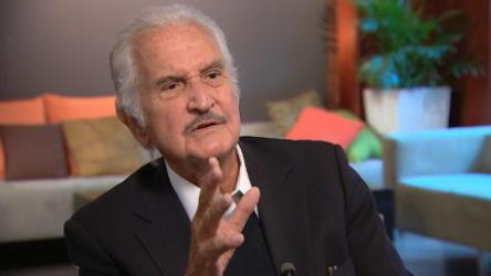CBC's Nahlah Ayed speaks with Mexican writer Carlos Fuentes about the horrible toll the country's drug wars have had on the national psyche