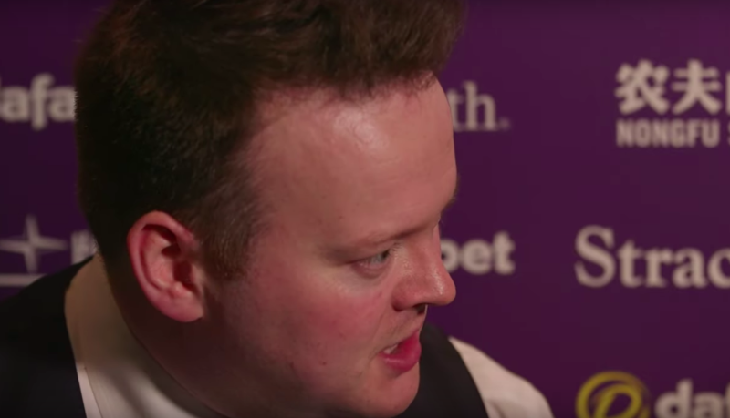Shaun Murphy won the Masters in 2015