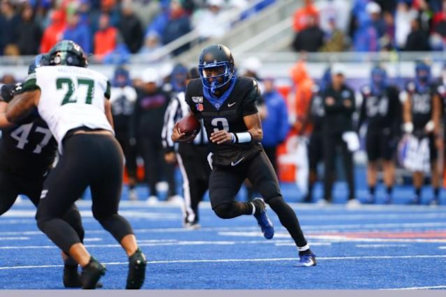 NCAA Football: Mountain West Championship-Hawaii at Boise State