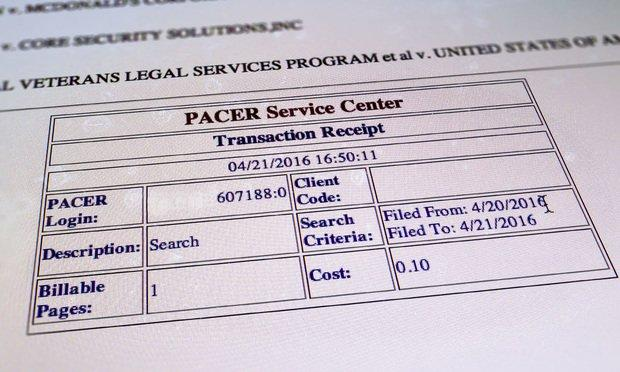 PACER Fees Harm Judiciary's Credibility, Posner Says in