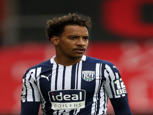 Midfielder Matheus Pereira (Photo/ West Bromwich Albion Twitter)