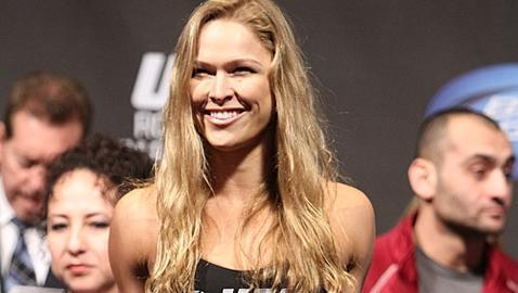 Documentary About UFC Champ Ronda Rousey Earns Emmy Nomination