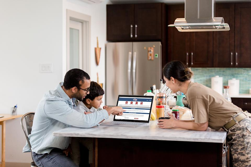 Parents and kids can research their local elections and candidates together. (Photo: SDI Productions via Getty Images)