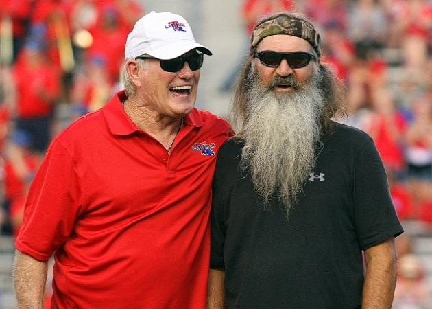 Image result for phil robertson terry bradshaw